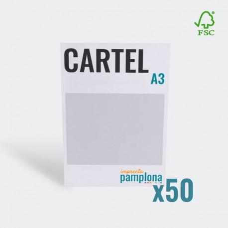 Cartel A3 a color