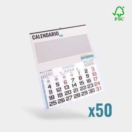 Calendario de pared 435mm
