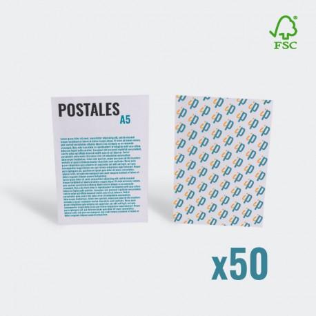 Postal A5